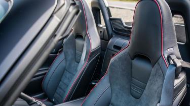 Mazda MX-5 - seats