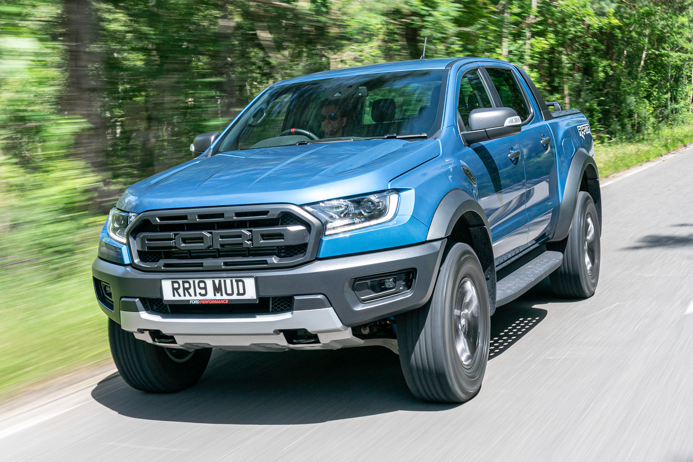 New Ford Ranger Raptor 2019 Review Auto Express