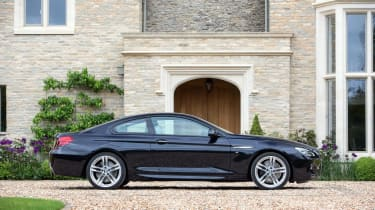 Used BMW 6 Series - side