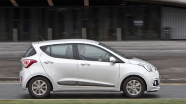 Hyundai i10 1.2 Premium panning