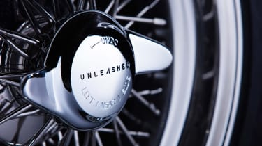 """Unleashed"" Jaguar E-Type restomod - wheel"