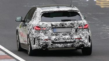 BMW M135i - spyshot 8