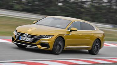 Volkswagen Arteon - Golden Steering Wheel 2017 front