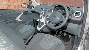Used Ford Ka review - interior