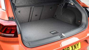 Used Volkswagen T-Roc - boot