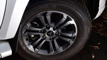 Mitsubishi L200 wheel