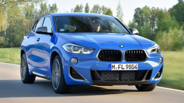 BMW X2 M35i - front action