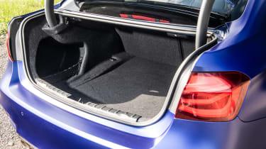 BMW M3 CS - boot