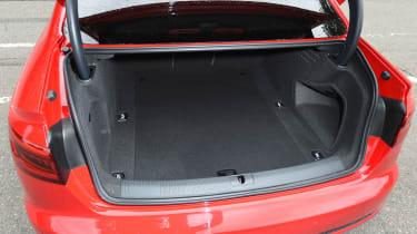 Used Audi A4 Mk5 - boot