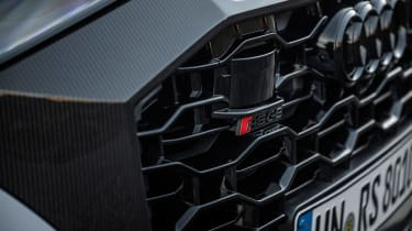 Audi RS Q8 - grille detail