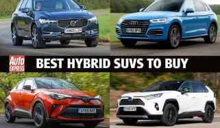 Best Hybrid SUVs 2020 - header