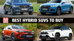 Best Hybrid SUVs 2020 - header