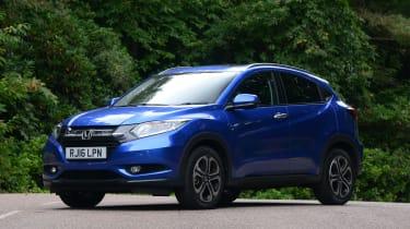 Honda HR-V - front static