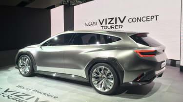 Subaru Viziv Tourer concept - Geneva rear
