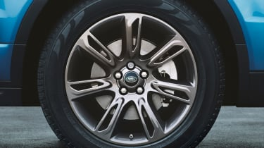 Land Rover Evoque Landmark wheel