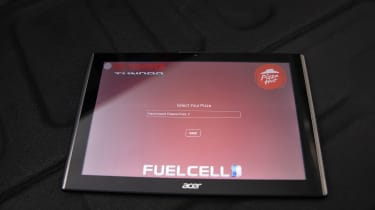 Toyota PIE Pro - tablet