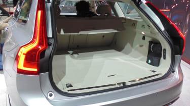 Volvo V90 - Geneva show boot
