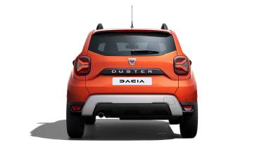 Dacia Duster facelift - full rear studio