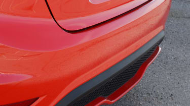 Used Ford Fiesta ST - rear detail