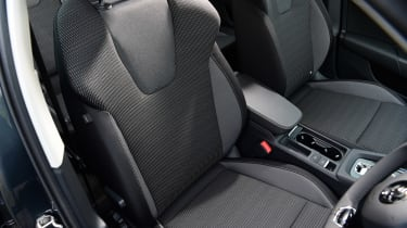 Skoda Octavia Estate e-TEC - front seats