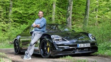 Porsche Taycan - Thomas Geiger