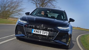 Audi RS 6 - full front