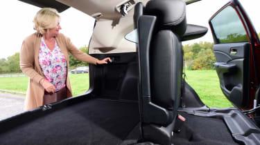 Honda CR-V long-termer practicality
