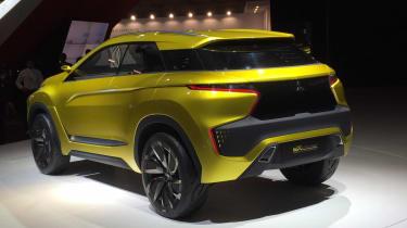 Mitsubishi EX Tokyo concept - rear