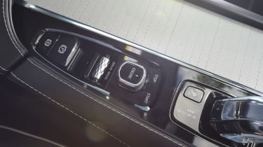 Volvo XC90 long-term test - centre console
