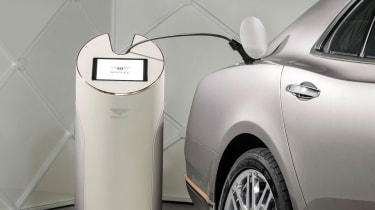 Bentley-Hybrid-Concept-recharging