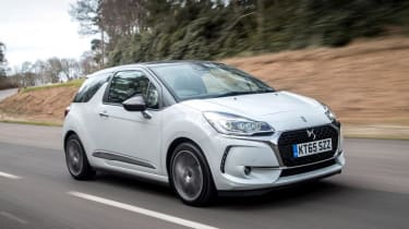 Used DS 3 - front action