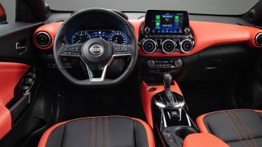 Nissan Juke - dash