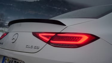 Mercedes-AMG CLS 53 - rear detail