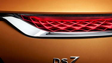 DS 7 Crossback - rear light