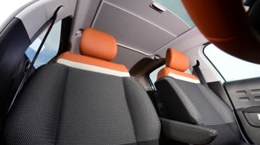 Citroen C3 - front seats