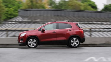 Chevrolet also share the powertrains with Vauxhall.