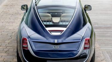 Rolls-Royce Sweptail - rear