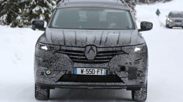 Renault Koleos spies 9