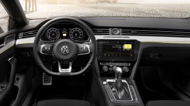 Volkswagen Arteon official - R-Line interior