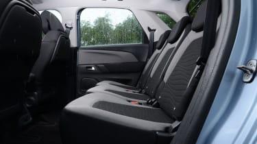 Citroen C4 Picasso seats