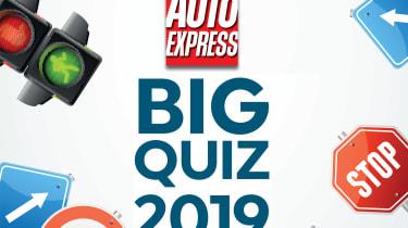Big car quiz of the year 2019 - header