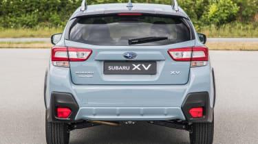 2018 Subaru XV - rear