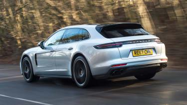 Porsche Panamera Turbo Sport Turismo - rear