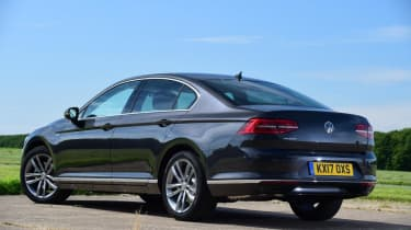 Used Volkswagen Passat - rear