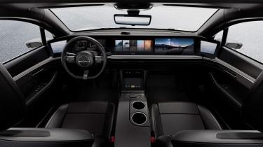 Sony Vision-S - interior