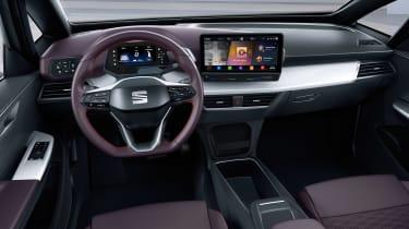 SEAT el-Born concept - dash