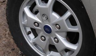 Ford Tourneo Custom wheel detail