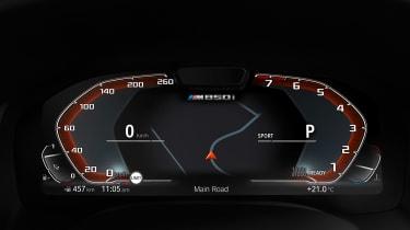 BMW 8 Series - dials