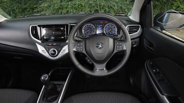 Suzuki Baleno long-term - dash