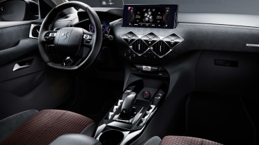 DS 3 Crossback - cabin